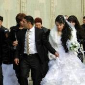 ახალგაზრდობა და ქორწინება ეთნიკური წარმომავლობის მიხედვით